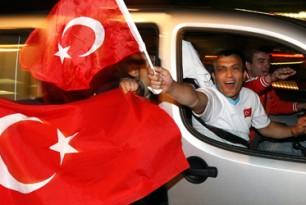 Turkije heeft gewonnen